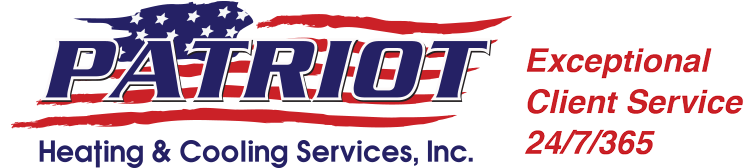 Patriot HVAC Logo