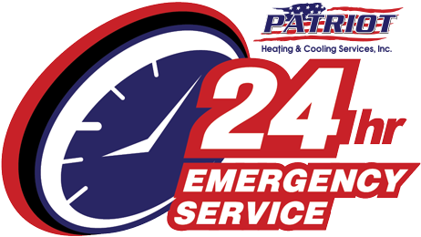 Patriot HVAC 24 Hour Emergency Service
